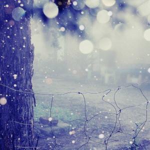 mountian rain